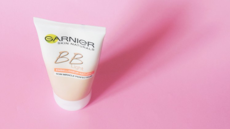 BB Light Garnier