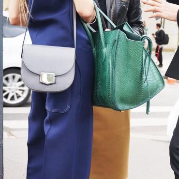 Céline Trotteur and Tri-Fold bags