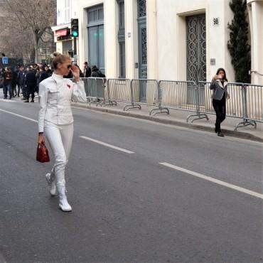 Lena - Dior outfit