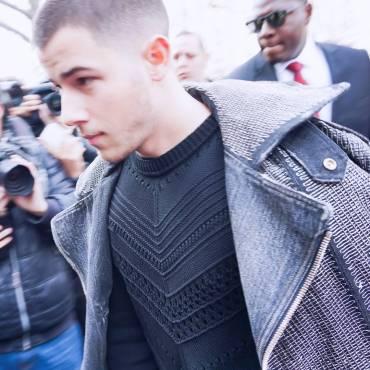 Nick Jonas [Balmain]